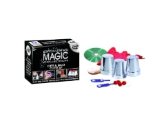 Exclusive Magic Cups & Balls