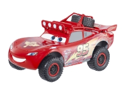 Off-Road-Rennen Lightning McQueen