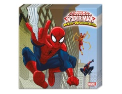 20 Servietten Spiderman