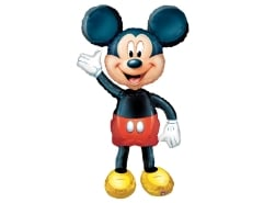 Folienballon laufend Mickey XL