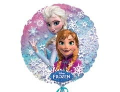 Folienballon Frozen rund