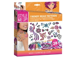 Trendy Beads Tattoos Regular Box