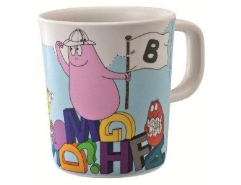 Barbapapa Tasse ABC