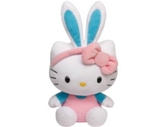 Hello Kitty Baby Ostern Blau 15cm