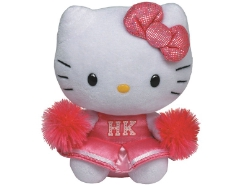 Hello Kitty Cheerleader 15cm