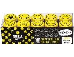 Smiley 10Stempel