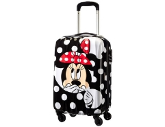 Rollkoffer Minnie Mouse 32L
