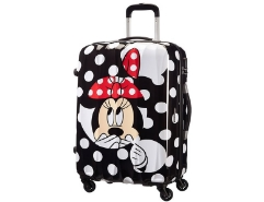 Rollkoffer Minnie Mouse 87L