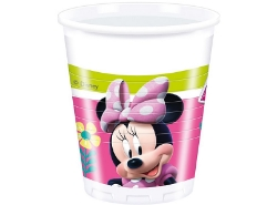 Becher Minnie Mouse 8Teile