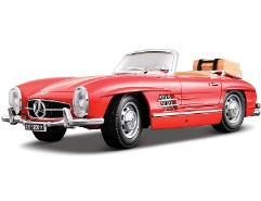 Mercedes Benz 300SL Touring 1957 Rot