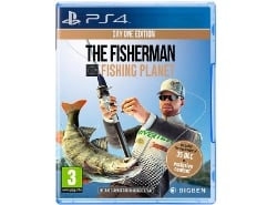 Fisherman: Fishing Planet Day 1
