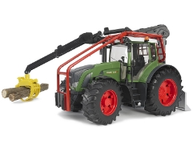 Bruder fendt 936 vario forsttraktor traktoren