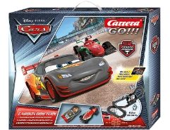 Disney Cars Carbon Drifters