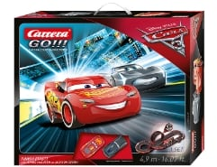 Disney Cars Finish First