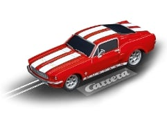 Ford Mustang '67 Racing Red