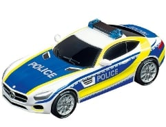Mercedes-AMG Coupé Polizei