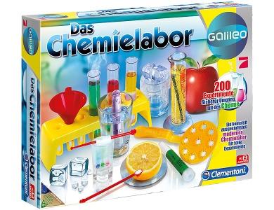 Clementoni Galileo Mineralogie Und Kristalle Experimentieren