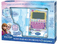 Note Pad Buch Disney Frozen