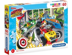 Mickey Mouse Roadster Racer 60Teile