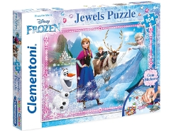 Jewels Disney Frozen 104Teile
