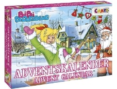 Adventskalender Bibi Blocksberg