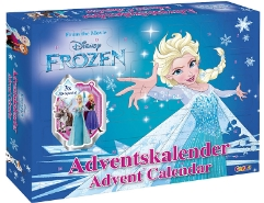Adventskalender Disney Frozen 2018