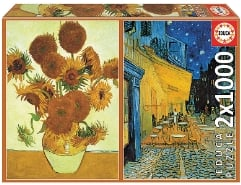 Art Collection Van Gogh 2x1000