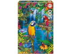Bird Tropical Land 500Teile