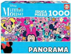 Minnie Mouse Panorama 1000Teile