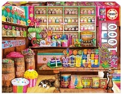 The Candy Shop 1000Teile