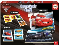 Superpack Disney Cars 3