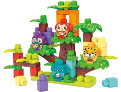 Jungle Treehouse Band 60Teile