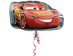 Folienballon Lightning McQueen