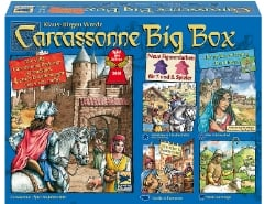 Carcassonne Big Box 2014