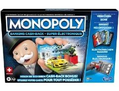 Monopoly Banking Cash-Back CH-Version