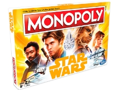 Monopoly - A Star Wars Story