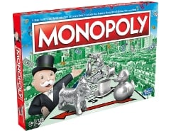 Monopoly Classic Swiss Edition