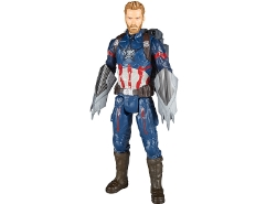 Captain America mit Power FX Pack 30cm