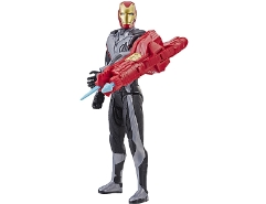 Iron Man mit Quantum Power Pack 30cm