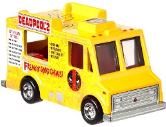 Deadpool Chimichanga Truck 1:64
