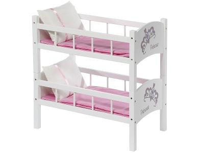 Etagenbett Puppen : Manis h etagenbett frigg in uni weiß im wallenfels onlineshop