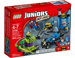 10724 Batman & Superman gegen Lex Luthor