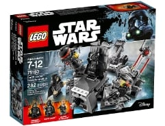 Darth Vader Transformation 75183