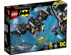 Batman im Bat-U-Boot 76116
