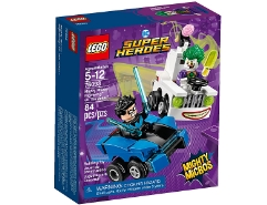 Nightwing vs. The Joker 76093