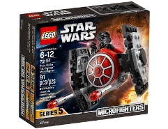 First Order TIE Fighter Microfighter 75194