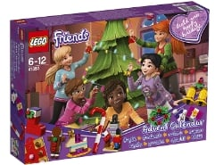 Adventskalender Friends 41353