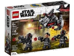 Inferno Squad Battle Pack 75226