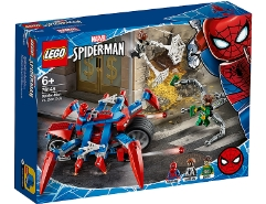 Spider-Man vs. Doc Ock 76148