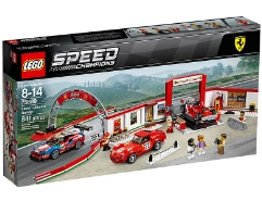 Ferrari Ultimative Garage 75889